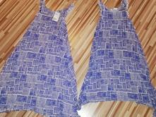 Letné šaty 134/140, h&m,134 / 140