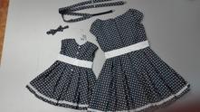 Šaty mamka a dcérka, <50 - 128