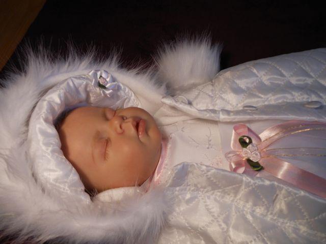 febafffed1ad Pre dievčatko na krst na zimu - Album používateľky detskesaty - Foto 3