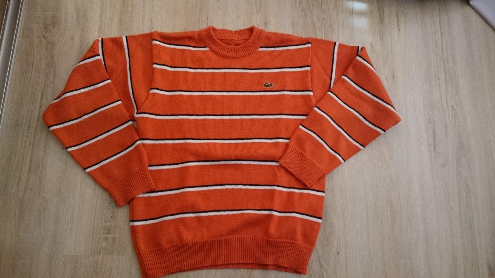 66bd4e1cffc2e Pánsky sveter, lacoste,xl - 10 € od predávajúcej traxo | Detský bazár |  ModryKonik.sk