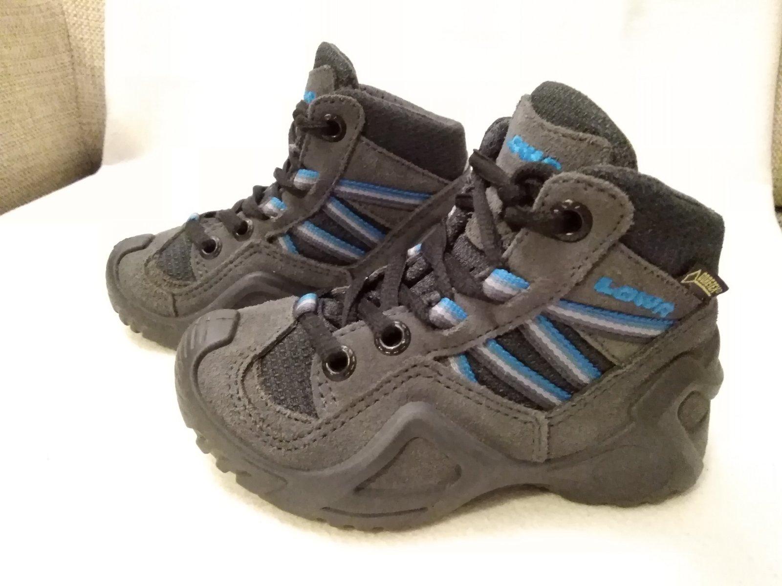 dedc43617 Trekingové topánky lowa, 25 - 25 € od predávajúcej mhyben | Detský bazár |  ModryKonik.sk