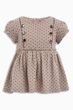 Bavlnené šaty next uk, next,98 / 104 / 110