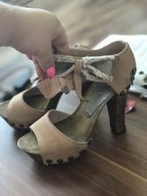 Drevene sandale, 36