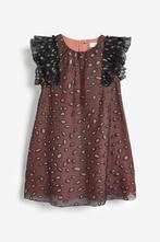 Animal glitrove šaty next, next,62 - 122