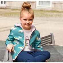 Nkd dívčí softshellová bunda, nkd,98 - 140