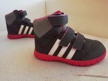 6515c4d0e62bf Detské čižmy a zimná obuv / Adidas - Detský bazár | ModryKonik.sk