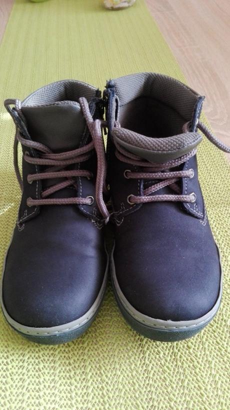 Chlapčenské kožené topánky veľ. 29 39ef7363c83