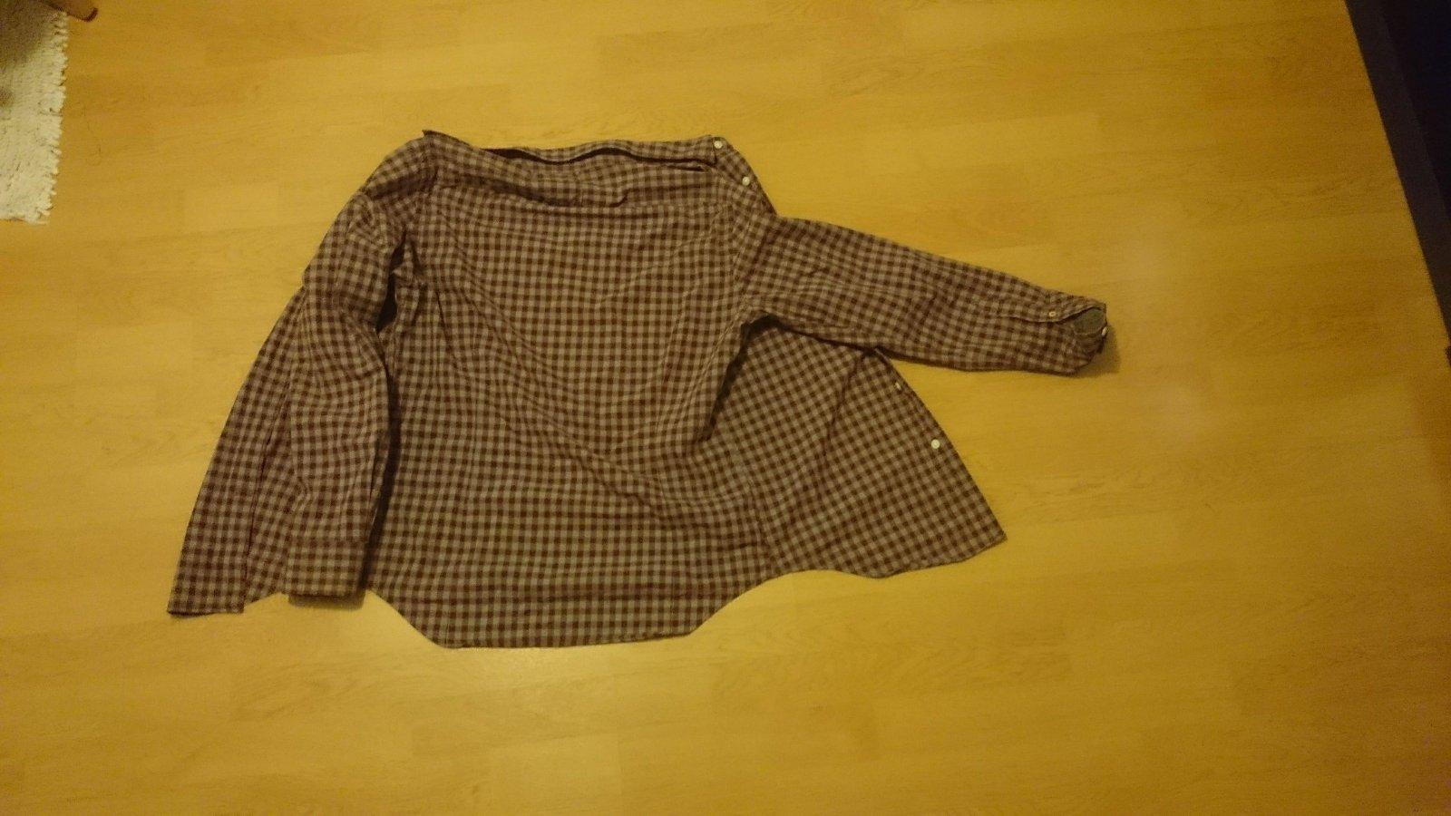 026e28ce6 Kockovaná košela, tom tailor,m - 2,99 € od predávajúcej goblinko1 | Detský  bazár | ModryKonik.sk