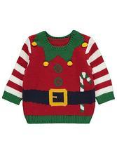 George vianočný pulover, 62 / 68 / 74 / 80 / 86