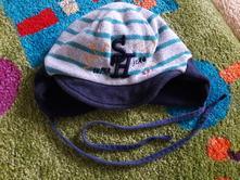Bavlená čiapka 12-18 mes 49 cm, broel,<50
