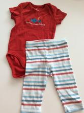 Set teplaky + body, gymboree,62