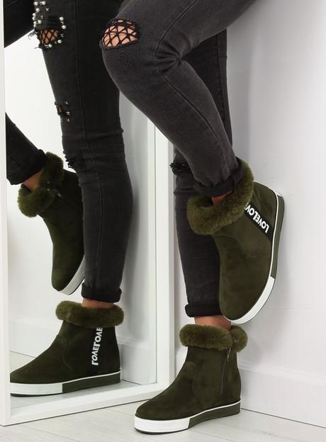 760116e1a Zimné športové topánky, 36 - 41 - 26,90 € od predávajúcej monika1709 ...