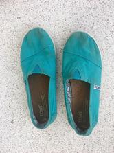 Predám veľmi pohodlné a krásne topánočky značky TOMS. Nie sú prané ee09e31cee5