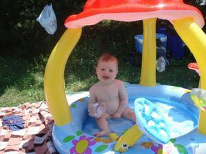 Môj nový bazénik