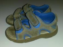 Kozene sandalky velkost 21,cena vratane posty, adidas,21