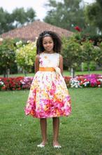 Detské šaty na leto summer, 98 - 140