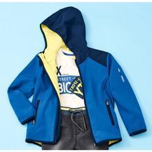 Nkd chlapecká softshellová bunda, nkd,98 - 140