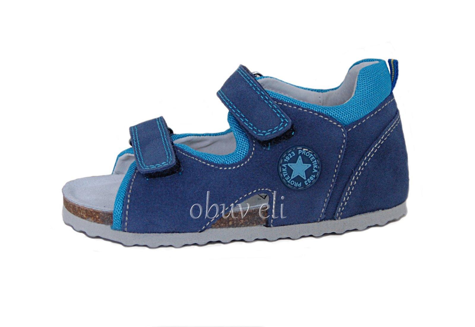 63f546a971a40 Ortopedické sandále 28-38 skladom, protetika,28 - 37 - 23,50 € od  predávajúcej obuveli | Detský bazár | ModryKonik.sk