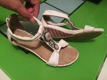 Damske letne sandale 38, 37