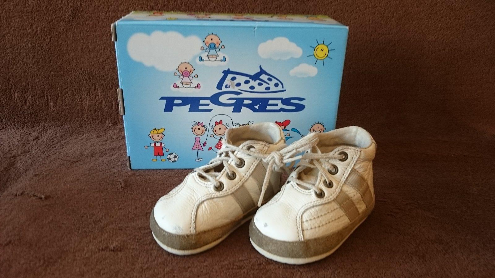 28249efe340f6 Detské topánočky na prvé krôčiky pegres číslo 17, pegres,17 - 10 € od  predávajúcej zajacica2012 | Detský bazár | ModryKonik.sk