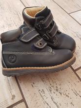 Chlapčenské kožené členkové topánky primigi 5e81b04c0c2