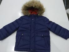 Úžasná zimná bunda, palomino,92