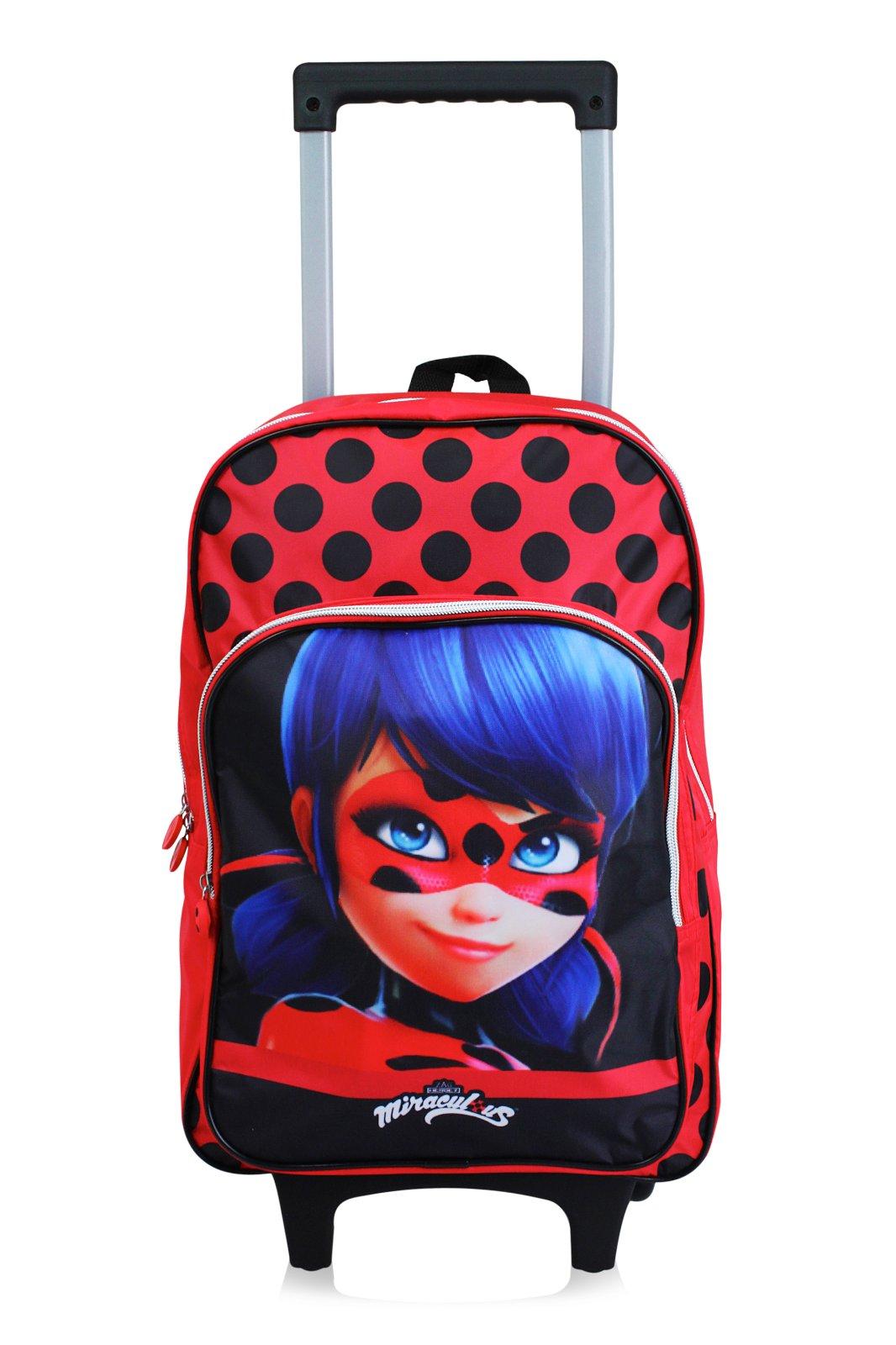 16536f2c06e4e Cestovný kufor miraculous ladybug na kolieskach, - 35,50 € od predávajúcej  nasimdetom74 | Detský bazár | ModryKonik.sk