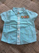 Košeľa pre maleho fesaka, baby,68
