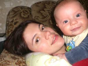 A tu som s maminkou a tecu mi slinky