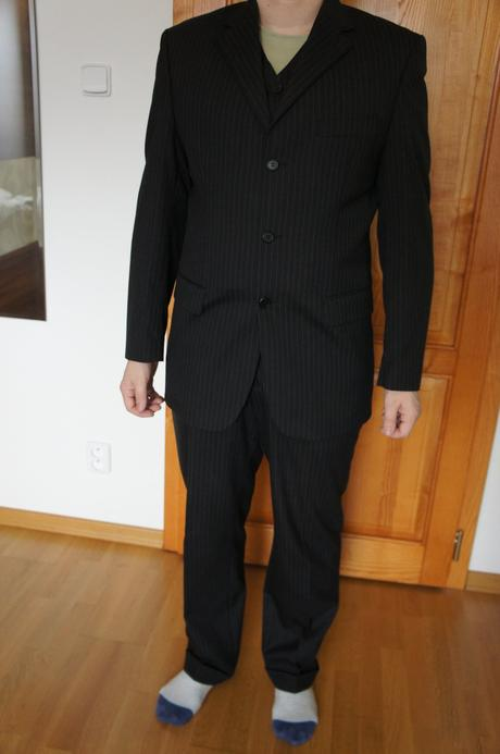 Pánsky oblek flavio ponti (sako 64bf86b5eaa