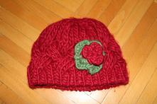 Pletená čiapka, f&f,116