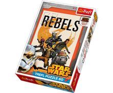 Puzzle 60 star wars rebels,