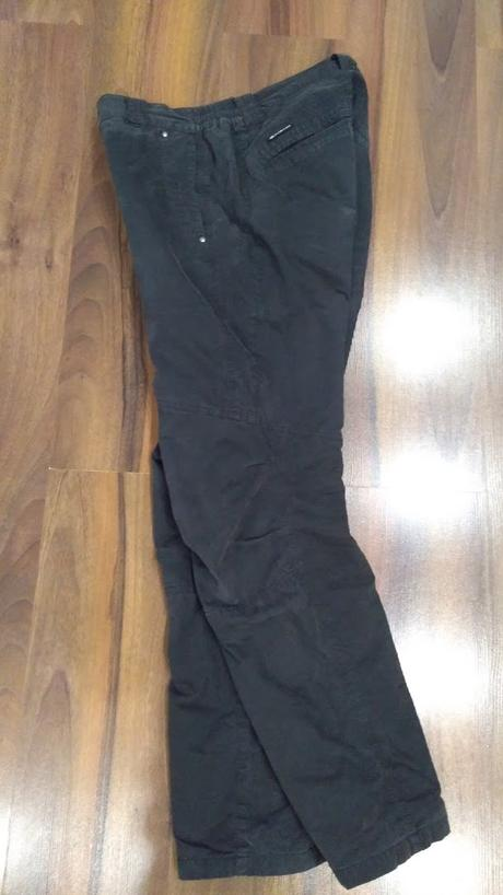 1560b6fb30a2 Alpine pro - dámske zateplené nohavice