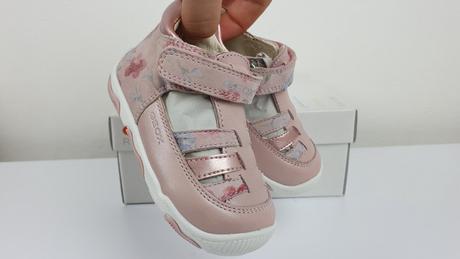 8a17f529a795 Geox dievčenské sandále new balu - ružové