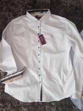 c5b4c5f404 Bavlnená košeľa- štýl burberry č. 42- nenosená