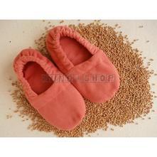 Ohrievacie/ ochladzovacie  papuče s obilím ,
