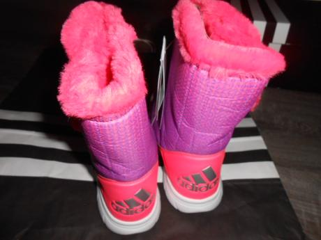 Adidas performance dámske snehule nové č. 37 1 2 b026f3243ca