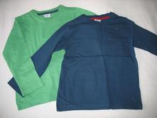 2 tričká na 4-5 rokov, f&f,110