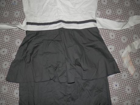 b1f695286 Milé šaty na viazanie vzadu zn. jennyfer, s - 9,90 € od predávajúcej ...