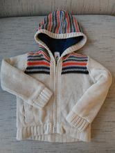 Zatepleny hruby sveter, c&a,122