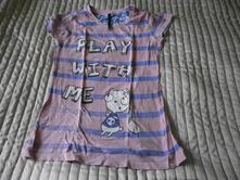 Dámske tričko s potlačou, reserved,s