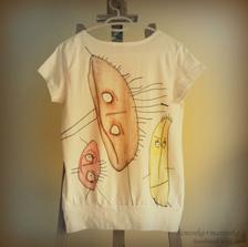 3. tričko zo zadu