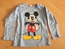 Tričko mickey mouse, h&m,92