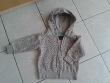 Mikina, bundicka s kapucnou, reserved,18-24 mes., reserved,92