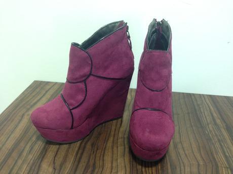 4f475bad5afbe Dámske platformové topánky, 37 - 20 € od predávajúcej evicka1818 ...