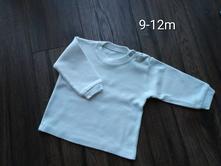 Tričko s dlhým rukávom , f&f,80