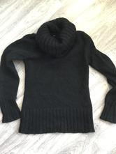 H&m čierny pulóver s, h&m,s