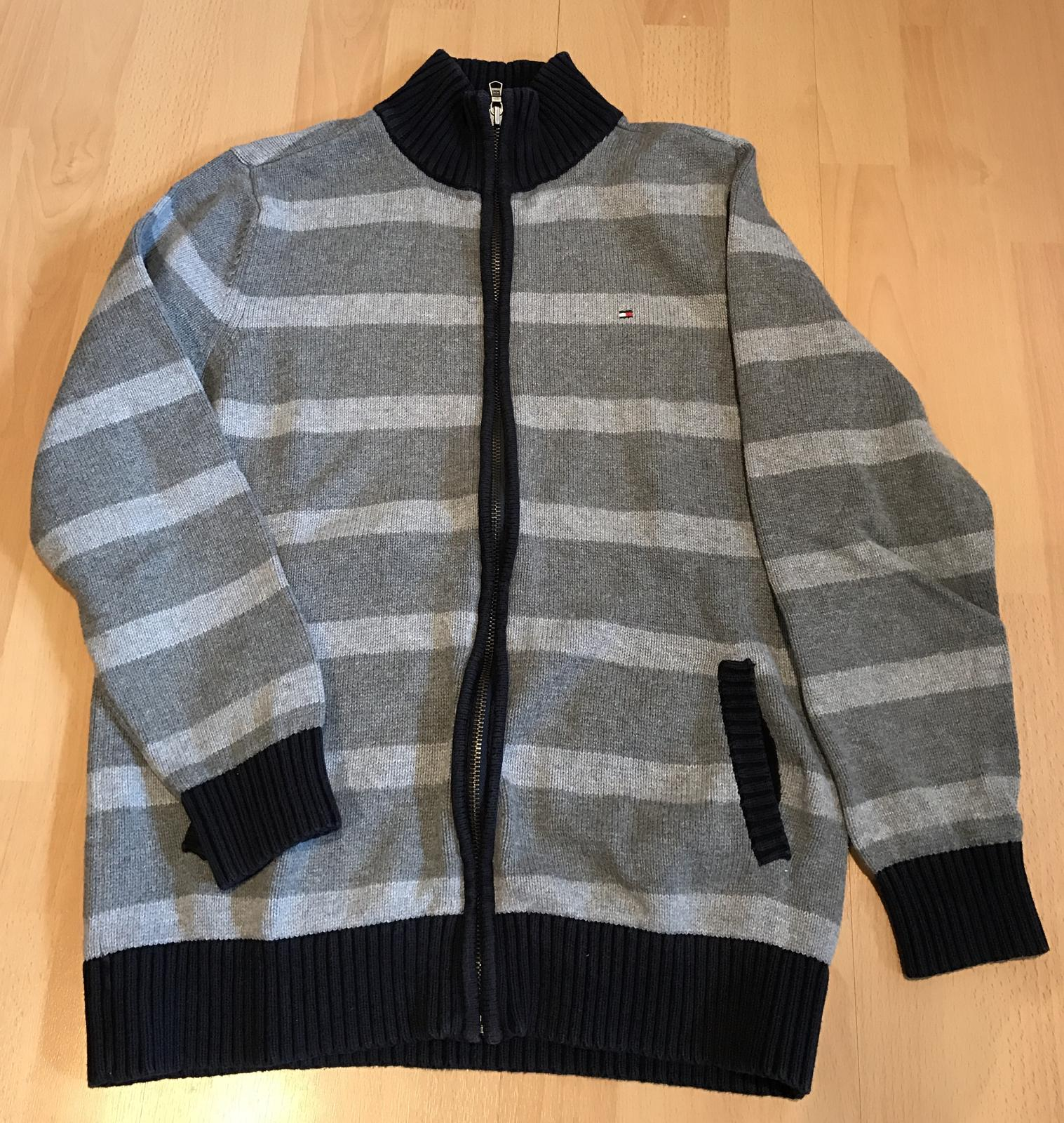 f127959057 Tommy hilfiger chlapčenský sveter