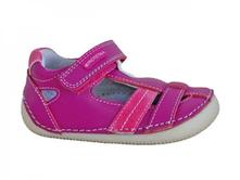 Protetika detská kožená obuv glen fuxia, protetika,19 - 24