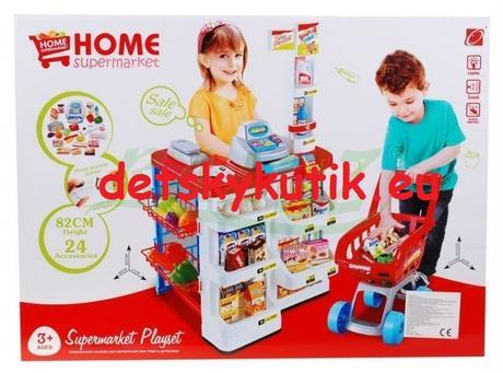 e5c4d83e6100 Detský supermarket- obchodík